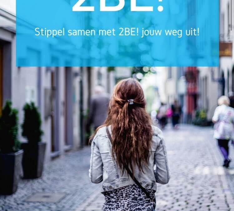 Nieuwe flyers jongerenproject 2BE!