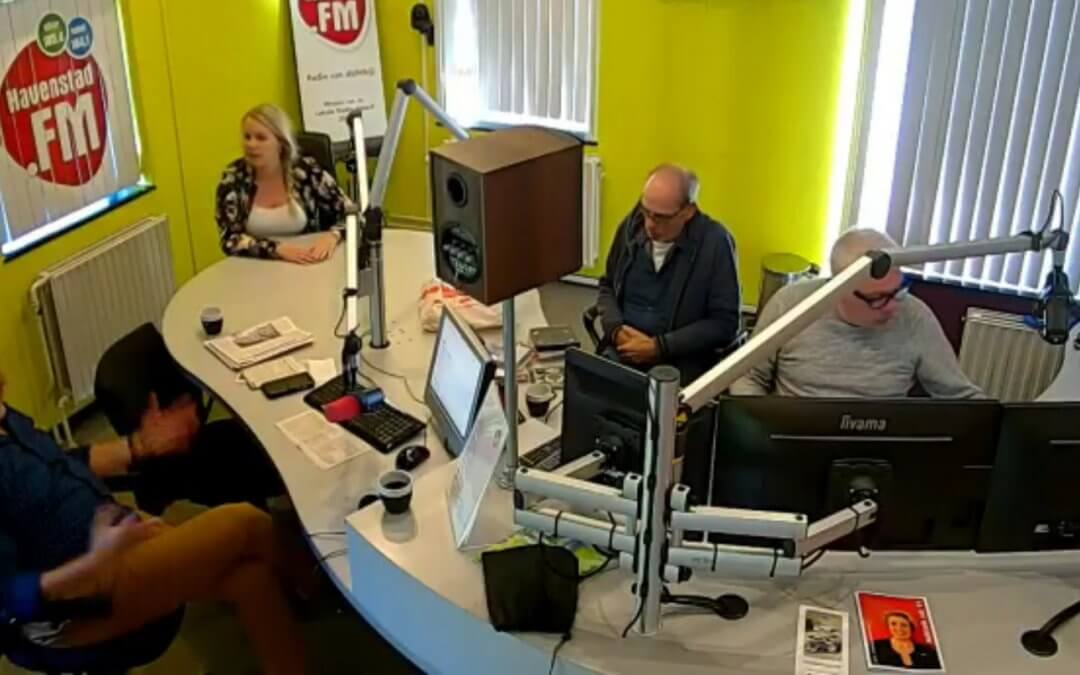 Interview HavenstadFM over 2BE!