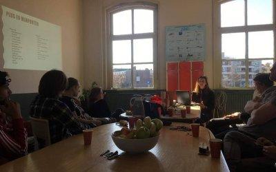 Inspirerende workshop Sarèl